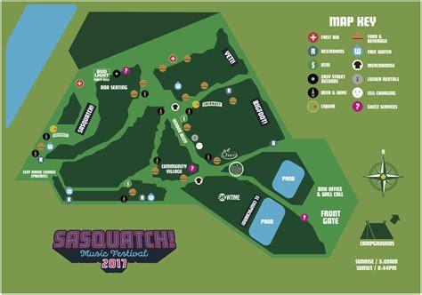 festival directions sasquatch
