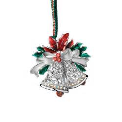 newbridge christmas bell hanging decoration festive