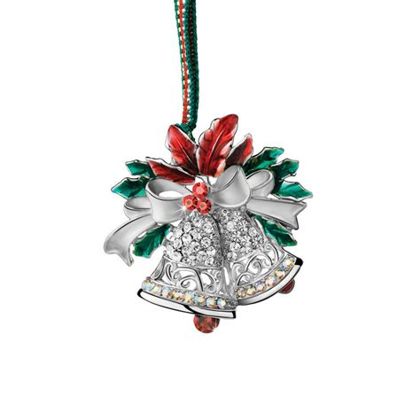 newbridge crystal bells decoration
