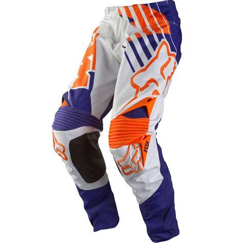 fox pants motocross fox mx gear new 2015 360 ktm purple motocross dirt bike