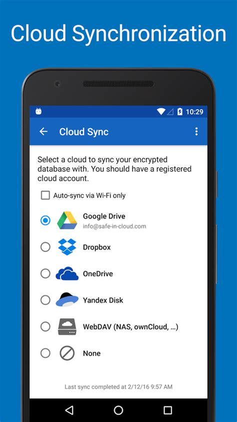 password manager android safeincloud password manager android app review