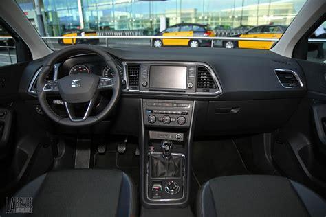seat ateca interior photo ateca 2 0 tdi interieur