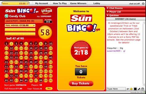 bingo the play uk bingo with sun bingo bingo
