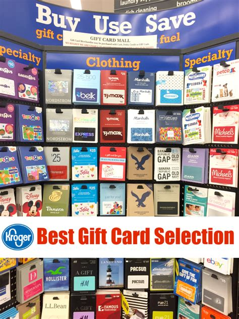 Buy Kroger Gift Card - buy gift cards earn 4x kroger fuel points march 8 21