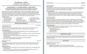 customer representative resume sales representative