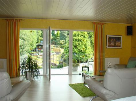 garden living room holiday apartment koetter naturpark eggegebirge ms