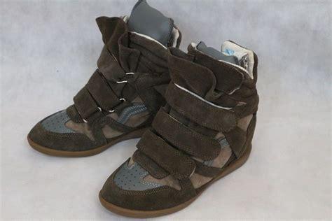 scarpe con zeppa interna marant oltre 25 idee carine per sneakers con zeppa su