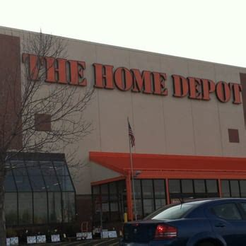 home depot hours blaine mn