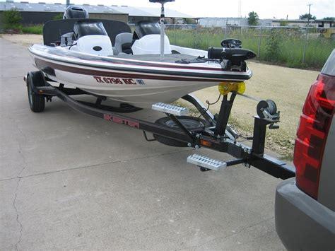bass boat trailer step and pole customer testimonials