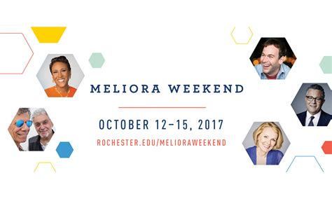 Weekend Reads Product 12 3 by Registration Open For Meliora Weekend Newscenter
