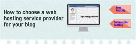 a guide for choosing whether hosting provider know hosting provider