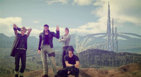 final photos final fantasy xv first impressions sci fi and fantasy