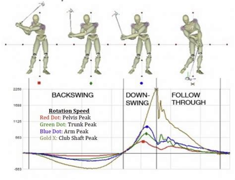 physics golf swing improving your golf balance your agonists and antagonists