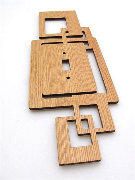 oak light switch covers 42 best laser cut switch plate images on pinterest wood