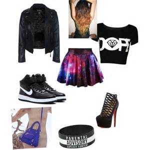 bad back to polyvore