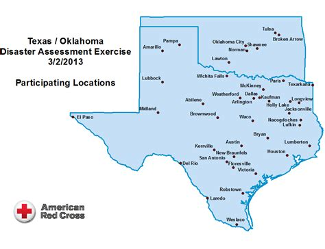 texas and oklahoma map oklahoma texas map