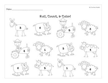 pattern recognition horse farm roll count color by apple to apple teachers pay