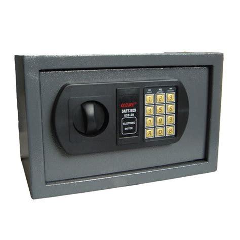 Brankas Kozure Ksb 20 Safe Box Murah jual kozure safe box ksb 20 mid grey murah bhinneka