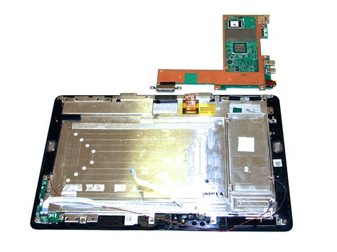 Asus Laptop Bios Battery Replacement asus transformer t100 motherboard replacement ifixit