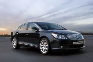 Daewoo Auto Buick S Lacrosse Gets A Daewoo Badge Heads To Korea