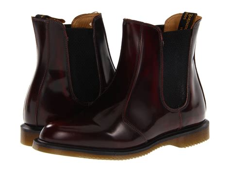 dr martens flora chelsea boot zappos free shipping