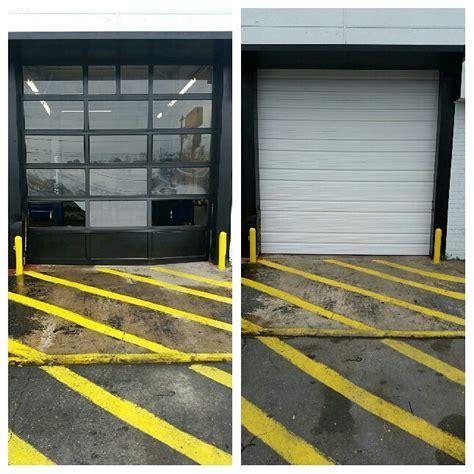 nc garage door replacement residential