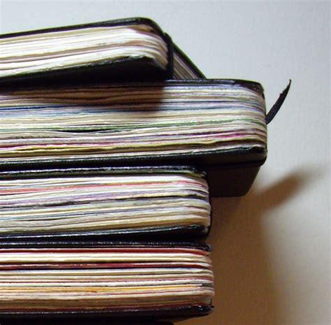 sketchbook uses moleskine reloaded or how to rebind a moleskine notebook