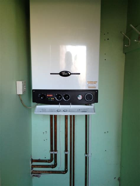 G A Plumbing Heating by Boilers