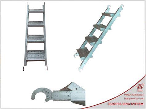 Tangga Scaffolding 1 new type metal construction steel scaffolding ladder