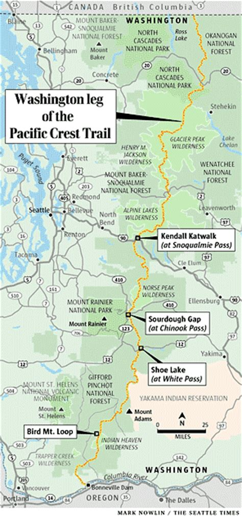 pacific crest trail washington sections outdoors favorite hikes on washington s pacific crest