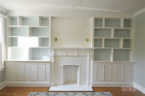 built in bookshelves pdf woodworking