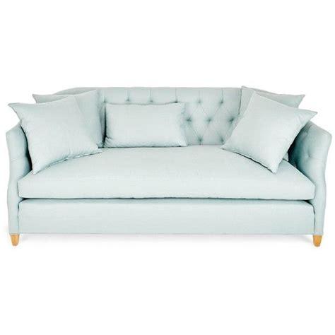 sofa alternatives alternative luccia sofa found on polyvore featuring home