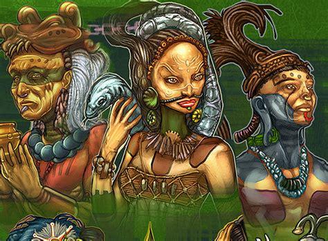 imagenes mujeres mayas cuales eran los dioses de los mayas