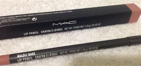 New Eye Lipliner Pencil Nkd mac boldly bare lip liner new mac lip liner mac and mac