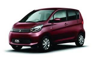 Www Mitsubishi Cars Nissan Dayz And Mitsubishi Ek Wagon Production Kicks