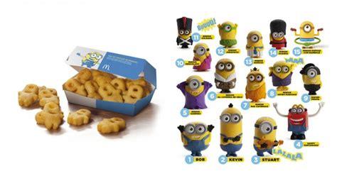 cuisine mcdonald jouet les minions s invitent chez mcdonald s food