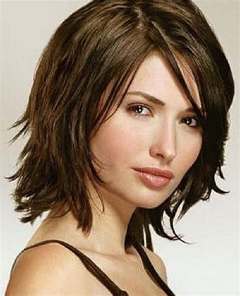 medium length hairstyles oval shapes shoulder length haircuts with bangs for oval faces search hair styles
