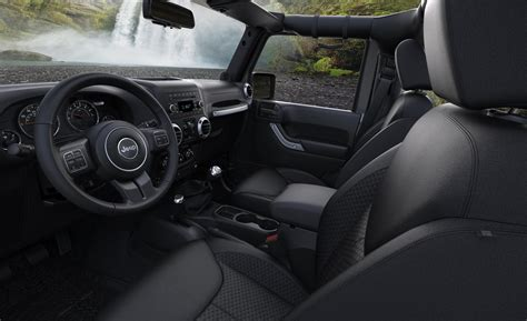 Jeep Inside 2014 Jeep Wrangler Willys Interior Photo