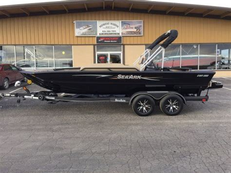 big easy boat for sale new 2016 sea ark easy 200 for sale seaark boats pinterest