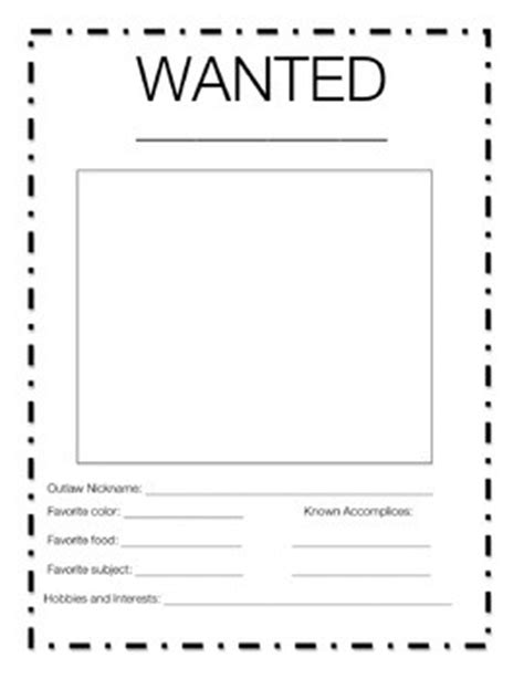 wanted poster template free printable black quotes quotesgram