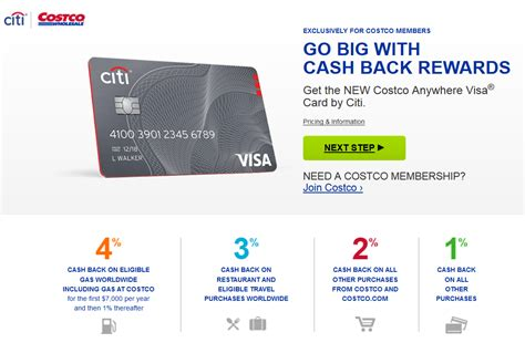how to make costco card is the costco anywhere visa the best new back card