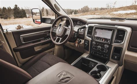 Dodge 2500 Interior by Car And Driver
