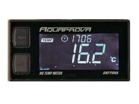 Termometer Hg daytona aquaprova hg thermometer 72813
