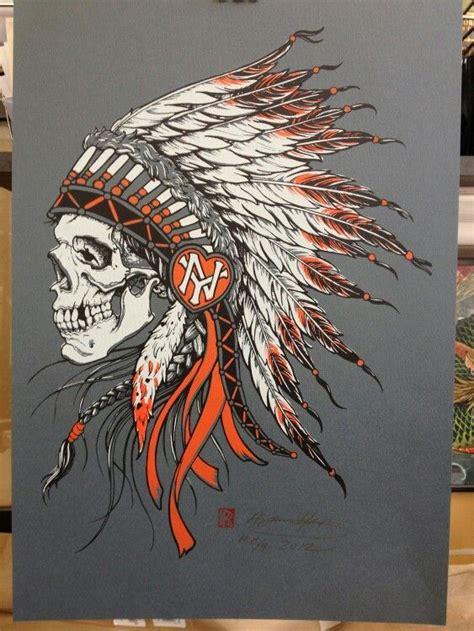 old school indian tattoo meaning love old school indian skull headdress tattoos change the