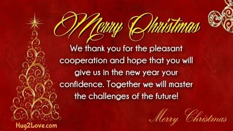 christmas message  boss merry christmas quotes wishes