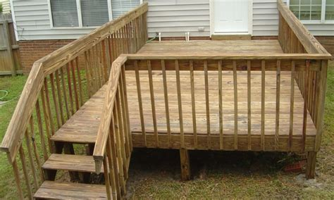 wooden deck durability of wood deck railing ideas doherty house