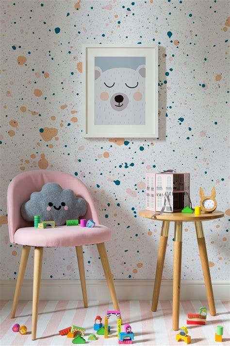 wallpaper designs for nursery – 17 Best ideas about Nursery Wallpaper on Pinterest   Baby