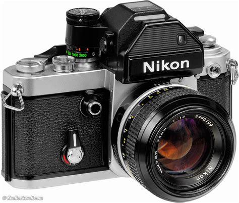 nikon f2 cameras