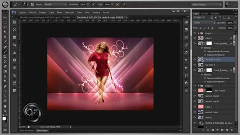 tutorial untuk adobe photoshop cs6 tutorial montaje en adobe photoshop cs6 por velcortz youtube