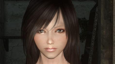 asian hairstyles skyrim skyrim キャラメイクスレ その32 eelog beta